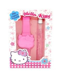 Hello Kitty Time Out Gift Set 15ml Eau de Toilette + Lipgloss Bracelet