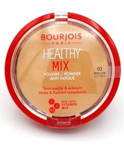 Bourjois Healthy Mix Powder 02 Light Beige