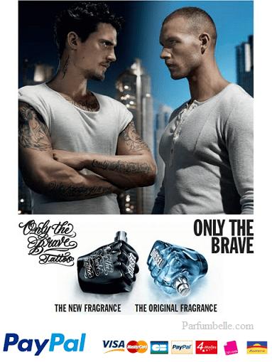 Only The Brave Tattoo De Diesel Parfum Pour Homme En Grande Vente