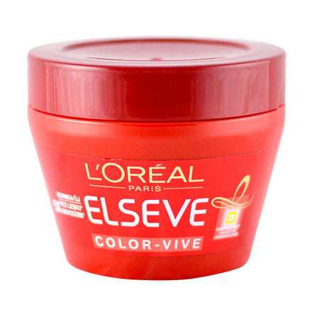 L�Or�al Paris Elseve Color-Vive Maske f�r gef�rbtes Haar 300 ml f�r Frauen