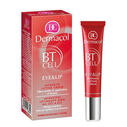 Dermacol BT Cell Eye&Lip Intensive Lifting Cream Lifting Augen- und Lippencreme 15 ml f�r Frauen