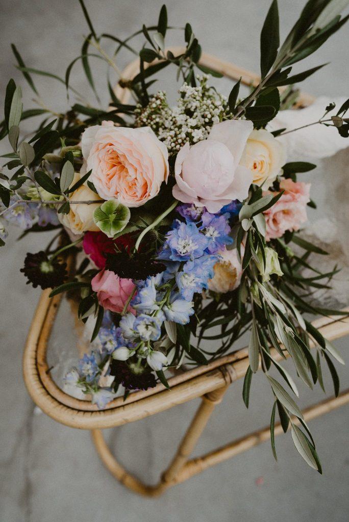 Florist Friday An Interview With Kamille Bloemen