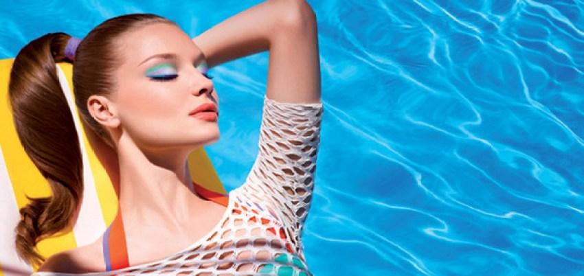 Aqua-макіяж