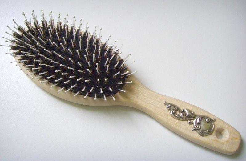 змішана щітка для волосся