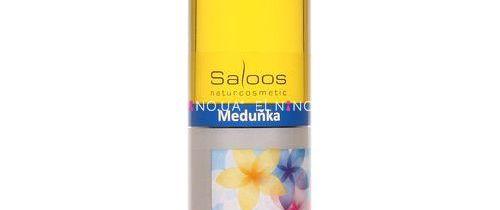 Огляд на олійку для ванни Saloos Shower Oil з мелісою