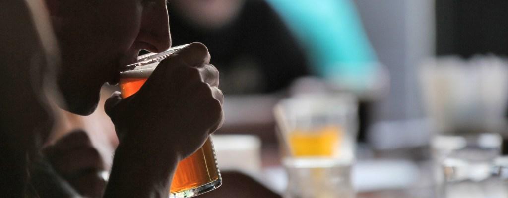 Oulun menneet ja nykyiset baarit kartalla