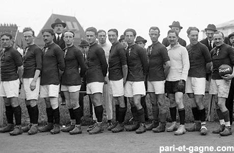 CA Paris 1919/1920