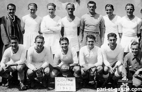 Olympique Marseille 1942/1943