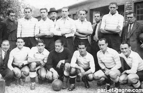 Racing CF 1938/1939