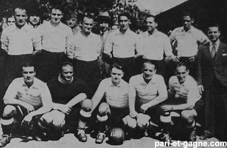 Racing CF 1939/1940