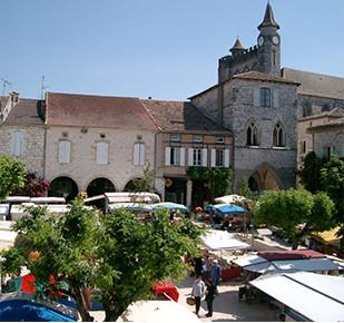 Mairie de Montflanquin