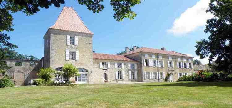 Château de Saint-Loup en Albret