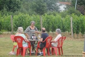 Cave de Beaupuy: «Vin et Burger», pourquoi ne pas l'instituer ? Le Républicain Marmande et Langon