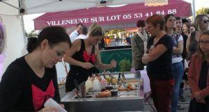 Gourmands et gourmets : ce jeudi rendez-vous à Flottis - 08/08/2017 - ladepeche.fr