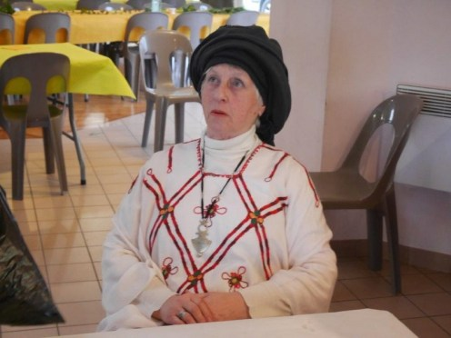 Sylviane en belle Targuie