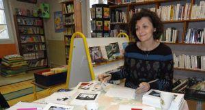 Fabienne Lhoumeau feuillette la vie et la met en poésie - 06/04/2018 - ladepeche.fr