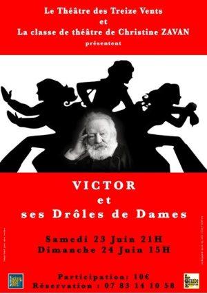 «Victor et ses drôles de dames» - 22/06/2018 - ladepeche.fr