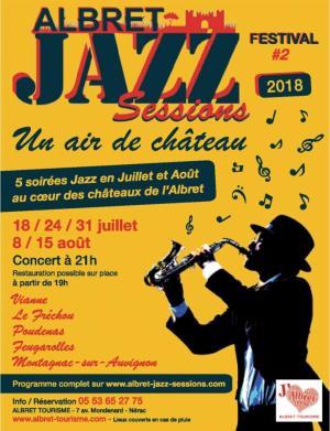 Jazz en nobles demeures - 22/07/2018 - ladepeche.fr