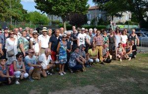 Les vieilles voitures sur l'esplanade - 05/08/2018 - ladepeche.fr