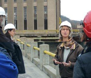 Visite guidée et insolite de la centrale hydroélectrique - 19/08/2018 - ladepeche.fr