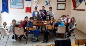 Le conseil municipal des enfants élu - 04/11/2018 - ladepeche.fr