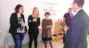 La Maison d'assistantes maternelles inaugurée - 23/11/2018 - ladepeche.fr