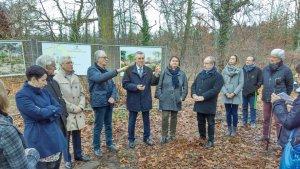 Le futur Center Parcs de Lot-et-Garonne va recruter 300 personnes d'ici 2021 - 22/03/2019 - ladepeche.fr