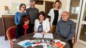France Alzheimer : l'aide aux aidants - 16/04/2019 - ladepeche.fr