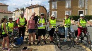 Buzet-sur-Baïse. Ils ont chassé les déchets sauvages à vélo - ladepeche.fr