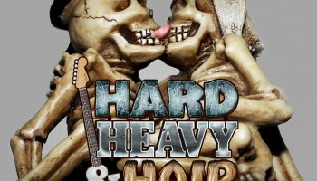 214 – Red, Blue & Black – The Hard, Heavy & Hair Show with
