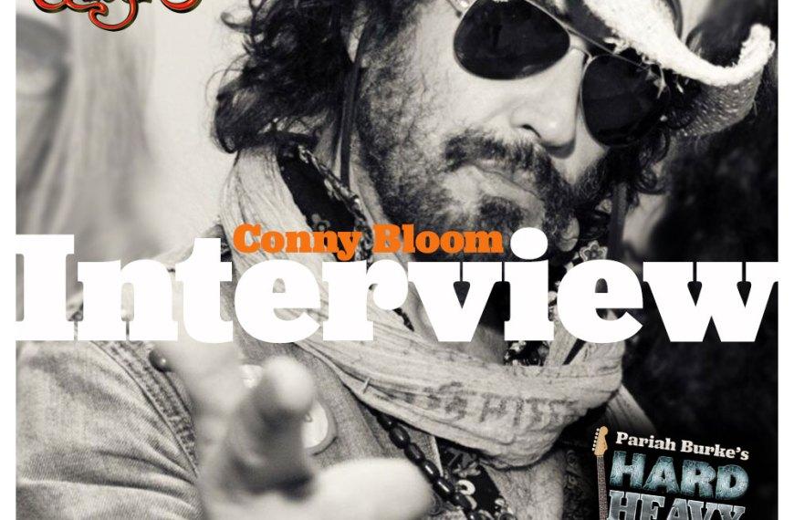 Conny Bloom (Electric Boys, vocalist & guitarist) Interview