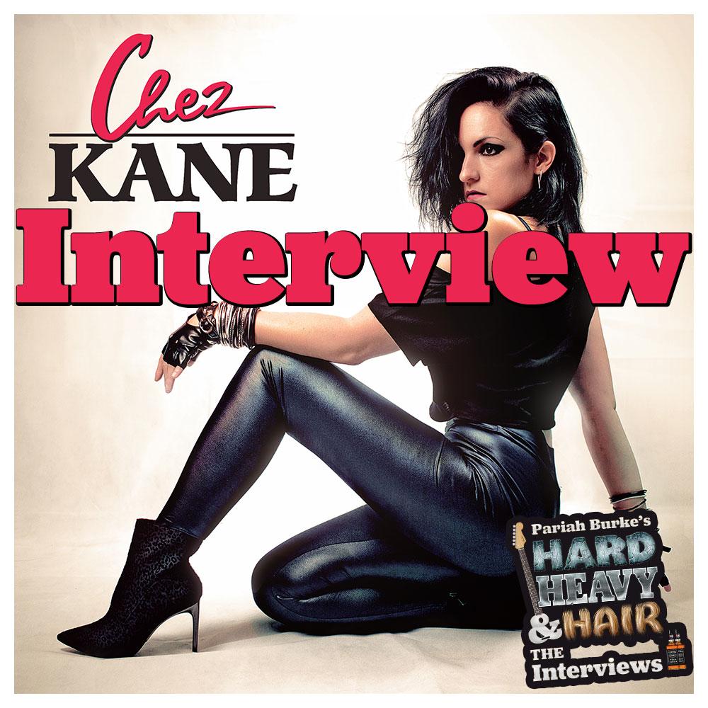 Chez Kane (singer) Interview