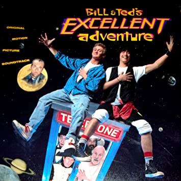 Bill & Ted's Excellent Adventure Sound Bites & Soundboard