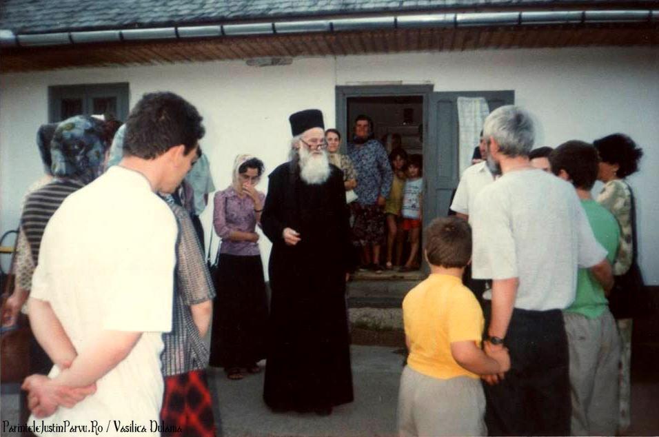 Image result for justin parvu petru voda duhovnicul neamului