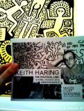 expo Haring Musée d'art Moderne