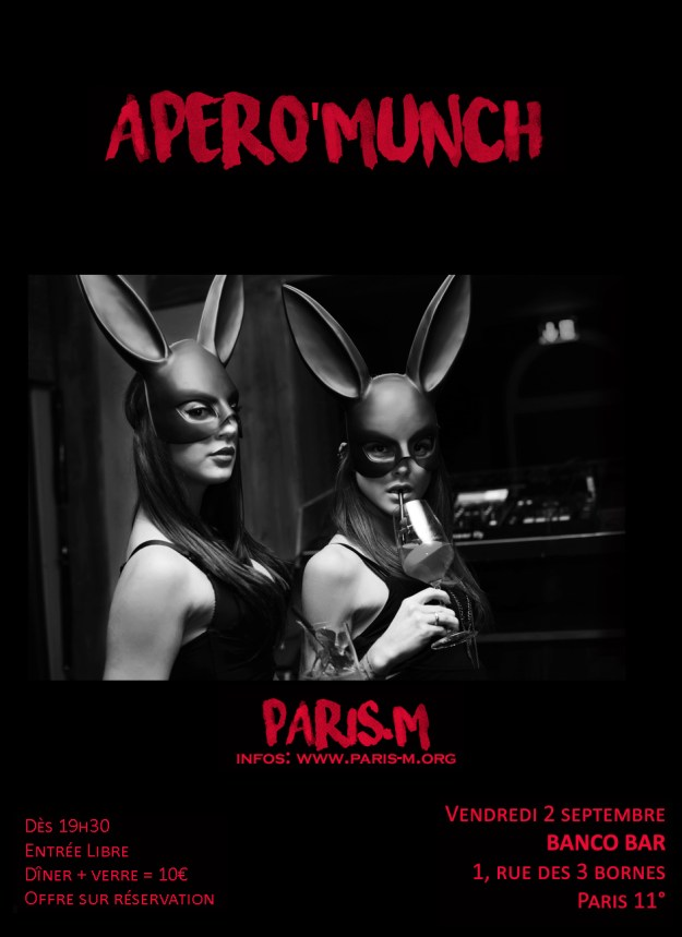 Aperomunch 2 sept 2016