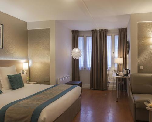 Classics Hotel Bastille Paris 3 Toiles 131 Rue De