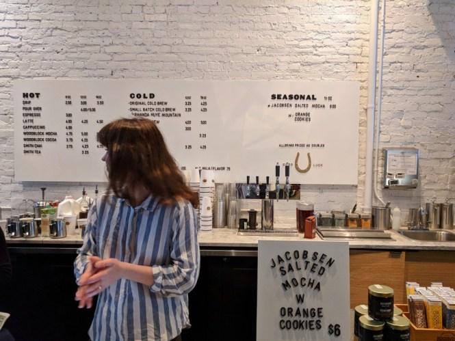 Café Stumtown Coffee Roaster, Portland, Oregon