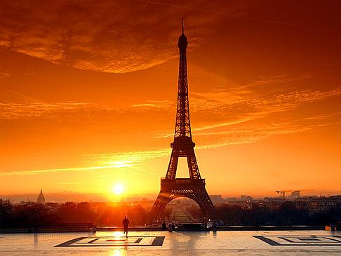 Wahrzeichen Von Paris Eiffelturm Infos Amp Bilder