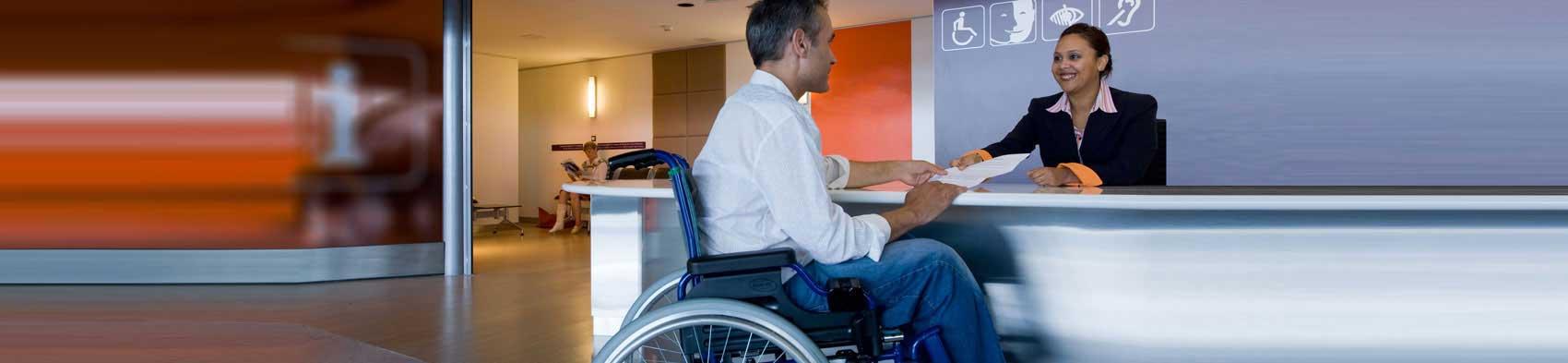 Personnes Mobilit Rduite Contacter CDG Et Orly
