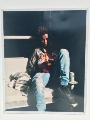 Ambroise Tézenas, Frédéric Delangle, Des sneakers comme Jay-Z, portrait de Bashir