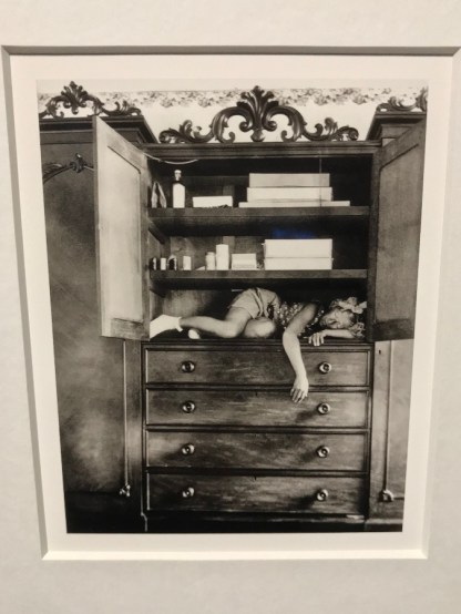 Claude Cahun, Selfportrait (in a cupboard), 1932 © Isabelle Henricot