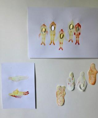 Odonchimeg Davaadorj, Drawing Factory