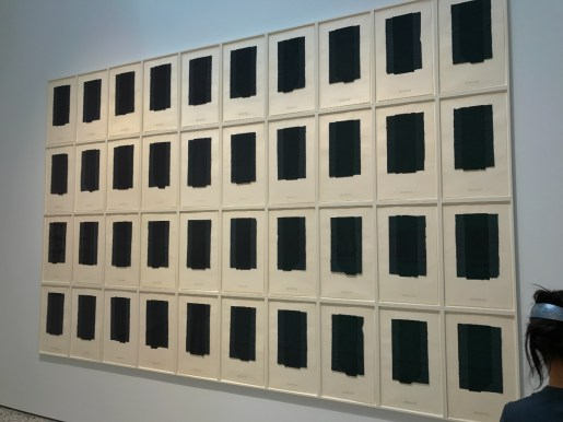 Geta Bratescu, Memory, 1990 © Isabelle Henricot