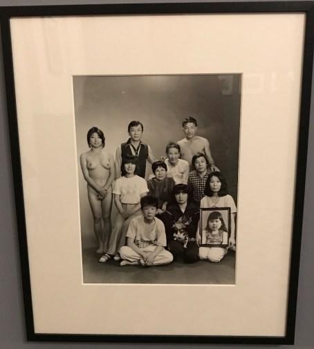 Masahisa Fukase, Family © Isabelle Henricot