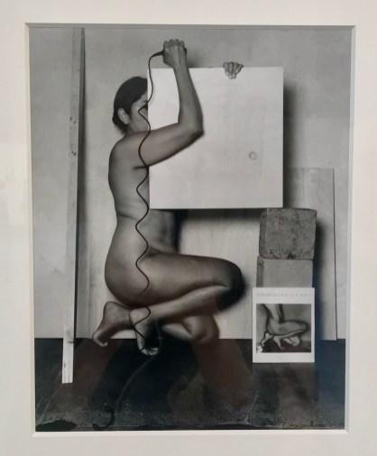 Tarrah Krajnak, Autoportrait en Weston/ en Bertha Wardell, 1927/2020