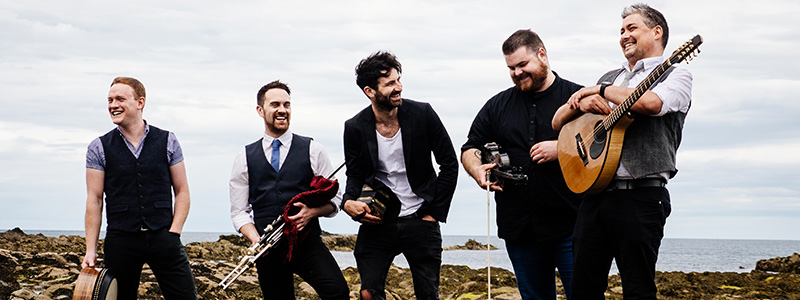 Ímar - Paris Celtic Live & Villes des Musiques du Monde