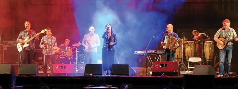 Capercaillie en concert à Paris !