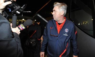 Avec Ancelotti, ça ne rigole pas