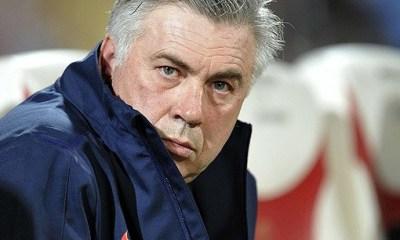 Ancelotti : « Tevez ? On veut l'acheter »